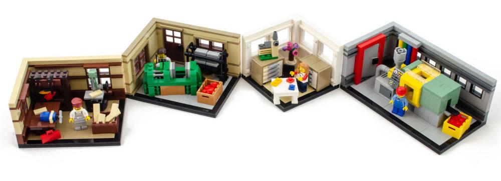 Finalisten AFOL Designer Program - The LEGO® Story