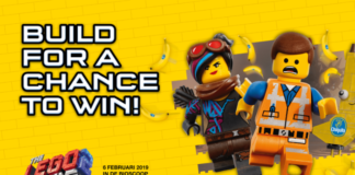 The LEGO Movie 2 Chiquita winactie