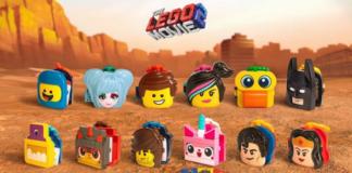 The LEGO Movie 2 Happy Meal inhoud