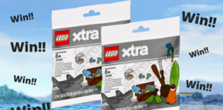 Win een LEGO 40341 Sea Accessories Polybag