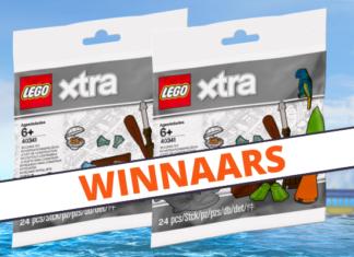 Winnaars LEGO 40341 Sea Accessories Polybag
