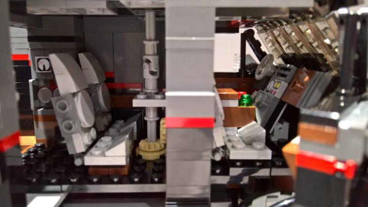 LEGO IDEAS A-Team BA's Van