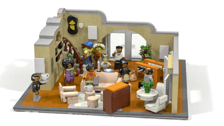 LEGO Ideas Fresh Prince of Bel-Air