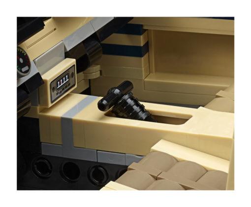 LEGO 10265 interior