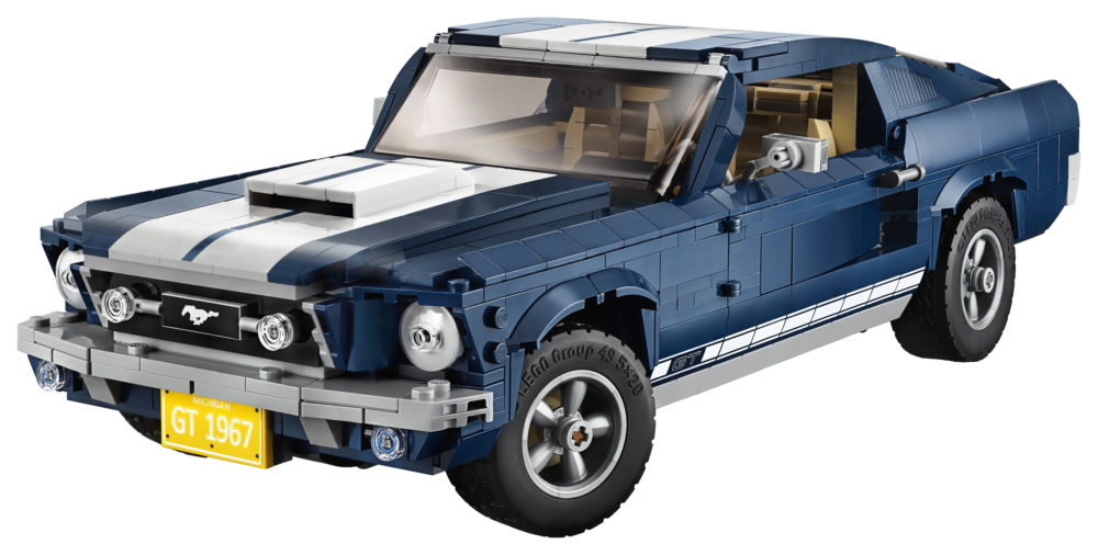 LEGO 10265 front