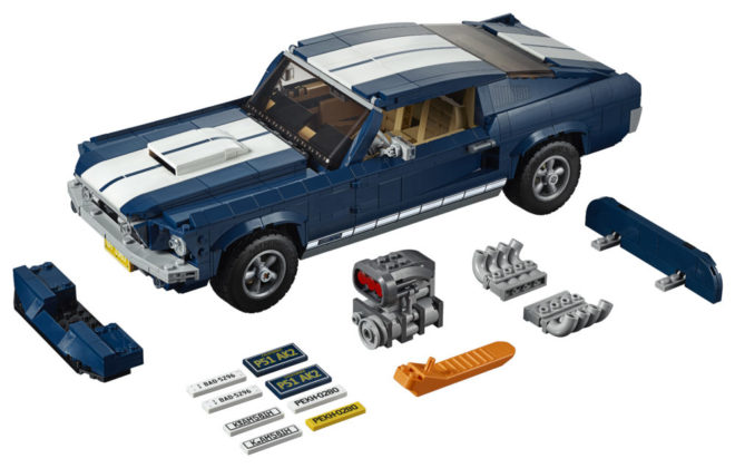 LEGO 10265 overview