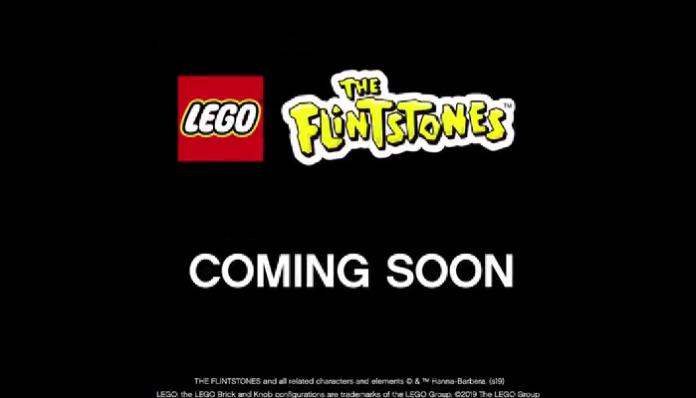 LEGO Ideas The Flintstones teaser - Header