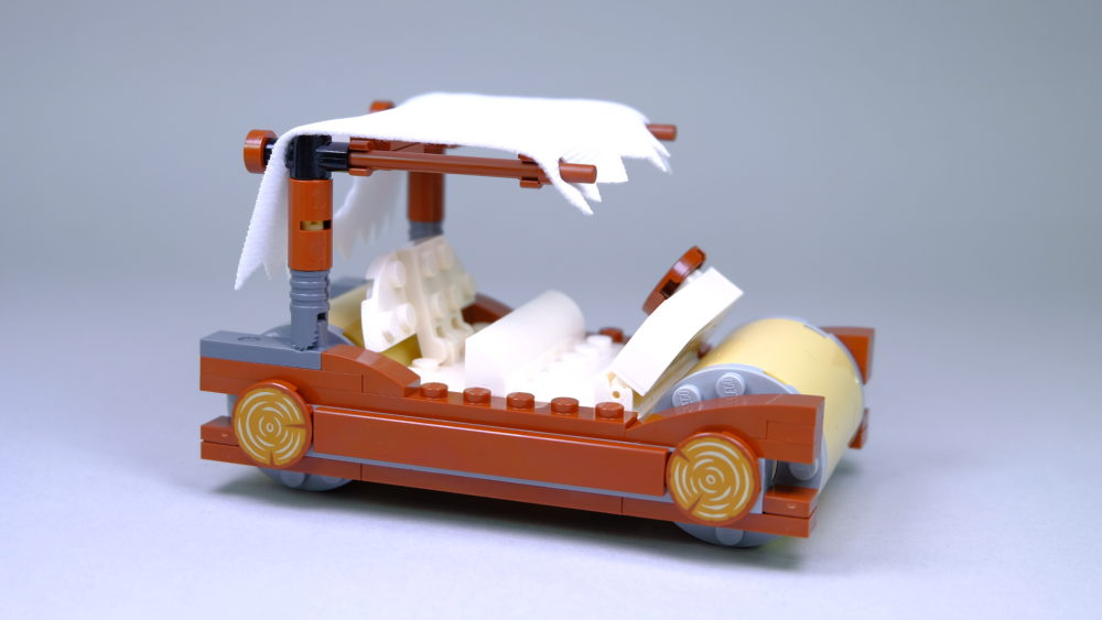 LEGO Ideas 21316 The Flintstones - car
