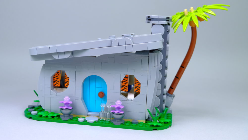 LEGO Ideas 21316 The Flintstones - house