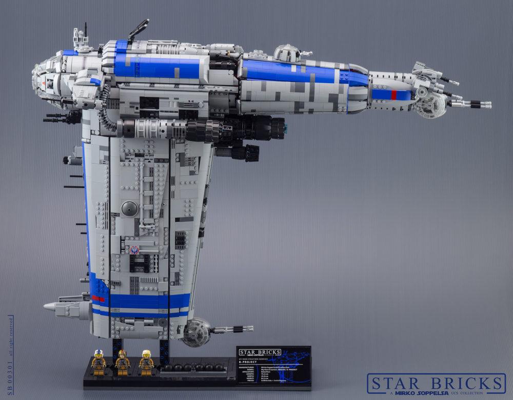 LEGO B-Project