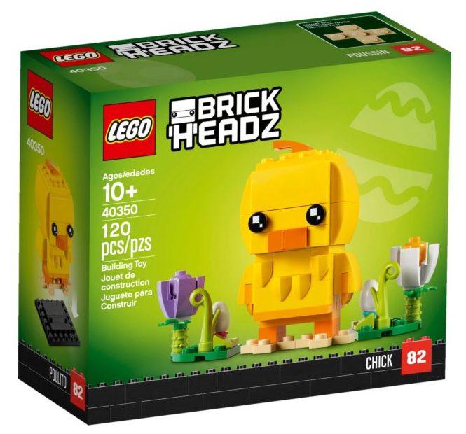 LEGO 40350 Chick
