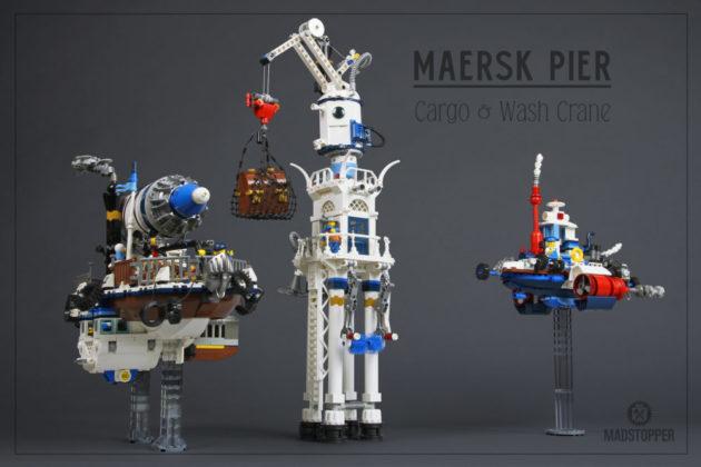 LEGO Maersk Pier