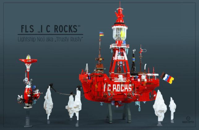 LEGO FLS I C Rocks