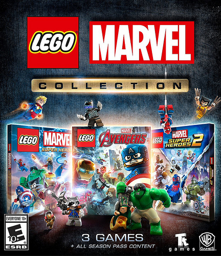 LEGO Marvel Collection aangekondigd