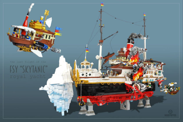 LEGO FSY Skytanic