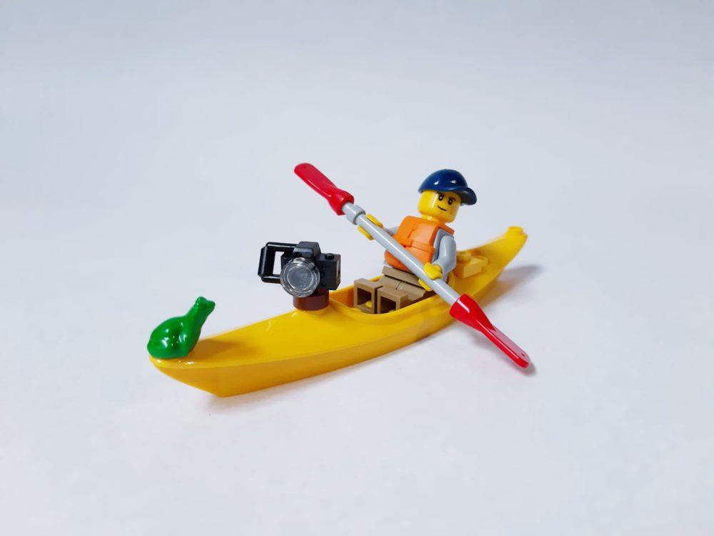 LEGO City 60240 Kayak Adventure