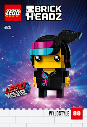 LEGO BrickHeadz41635 Lucy