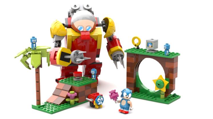 LEGO Ideas Sonic Mania