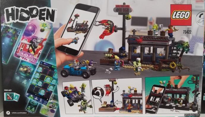 LEGO Hidden Side 70422 Diner