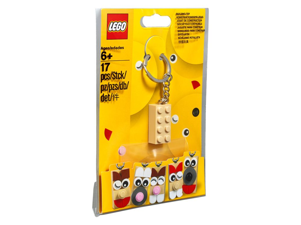LEGO 853902 Buildable Keychain