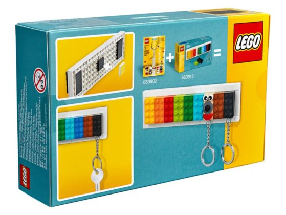 LEGO 853913 Key Holder