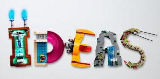 Alles over LEGO Ideas
