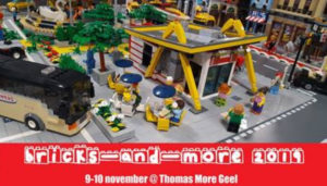 Bricks and More 2019
