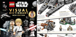 LEGO Star Wars Visuals Dictionary - header