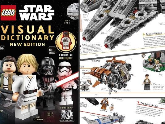 LEGO Star Wars Visuals Dictionary - header