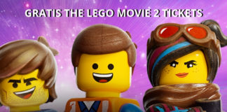GRATIS THE LEGO MOVIE 2 TICKETS
