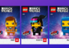 Instructies The LEGO Movie 2 BrickHeadz