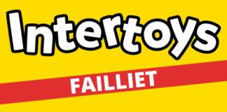 Intertoys failliet verklaard