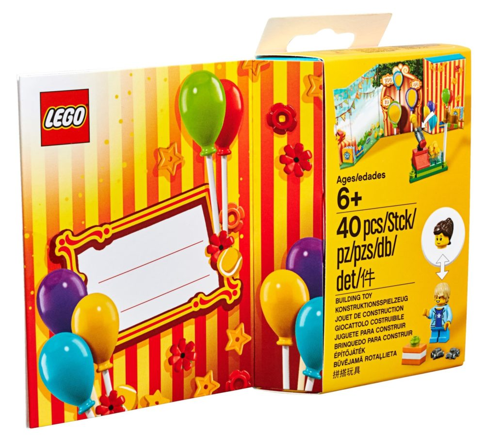 LEGO 853906 Birthday Card