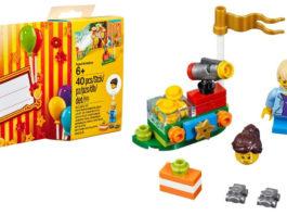 LEGO 853906 Birthday Card