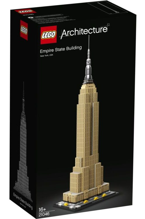 LEGO Architecture 21046 Empire State Building (1)