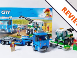 LEGO CITY 60223 Harvester Transport - header