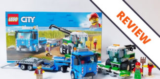 LEGO CITY 60223 Harvester Transport - header