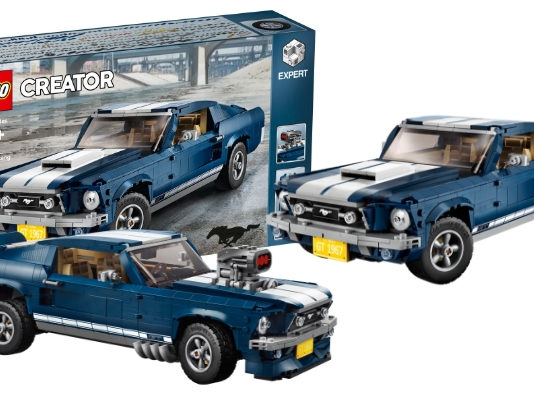 LEGO Creator 10265 Ford Mustang