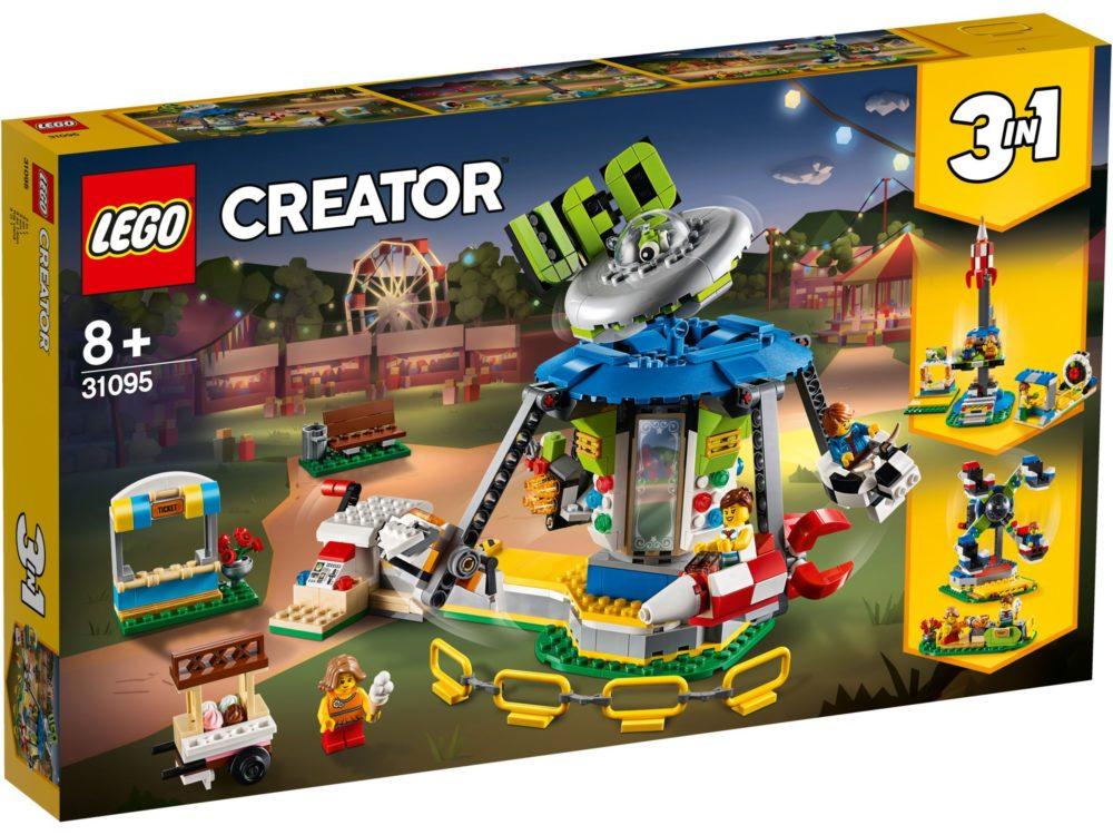 LEGO Creator 31095 Carousel