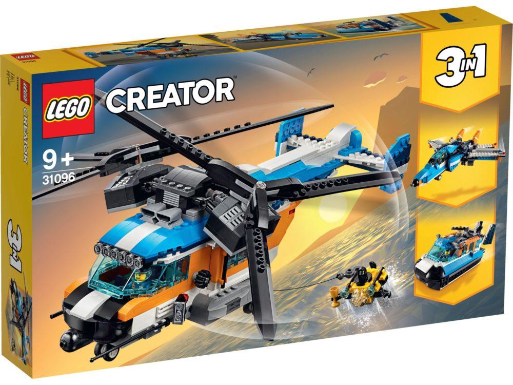 Overzicht] LEGO sets 2019 - Bouwsteentjes info