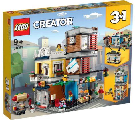 LEGO Creator 31097 Townhouse