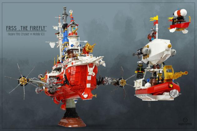 LEGO FRSS The Firefly