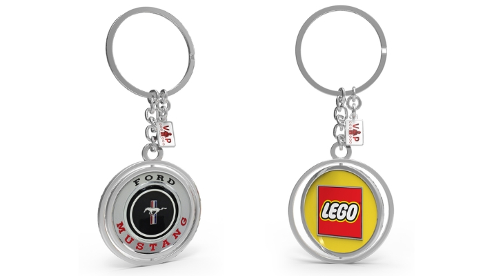 LEGO Ford Mustang Exclusive Key Chain (3)