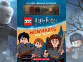 LEGO Harry Potter Hogwarts Handbook
