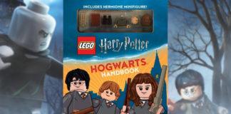 LEGO Harry Potter Hogwarts Handbook