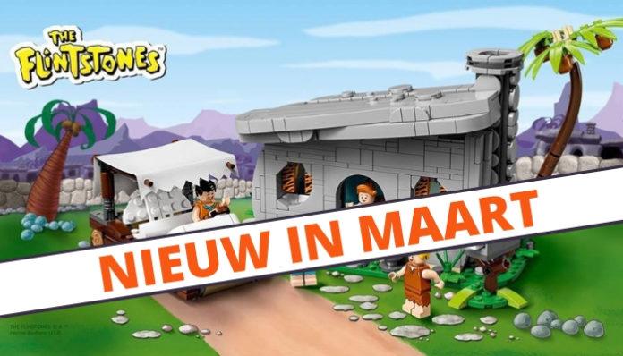 LEGO Ideas 21316 The Flintstones verkrijgbaar