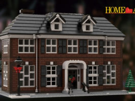 LEGO Ideas Home Alone - header