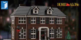LEGO Ideas Home Alone - header