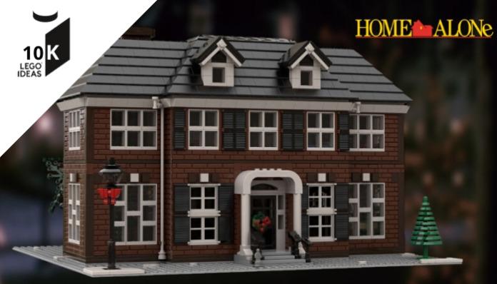 LEGO Ideas Home Alone