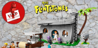 LEGO Ideas The Flintstones VIP Early Access